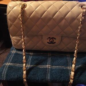 Chanel vintage 1980's bag